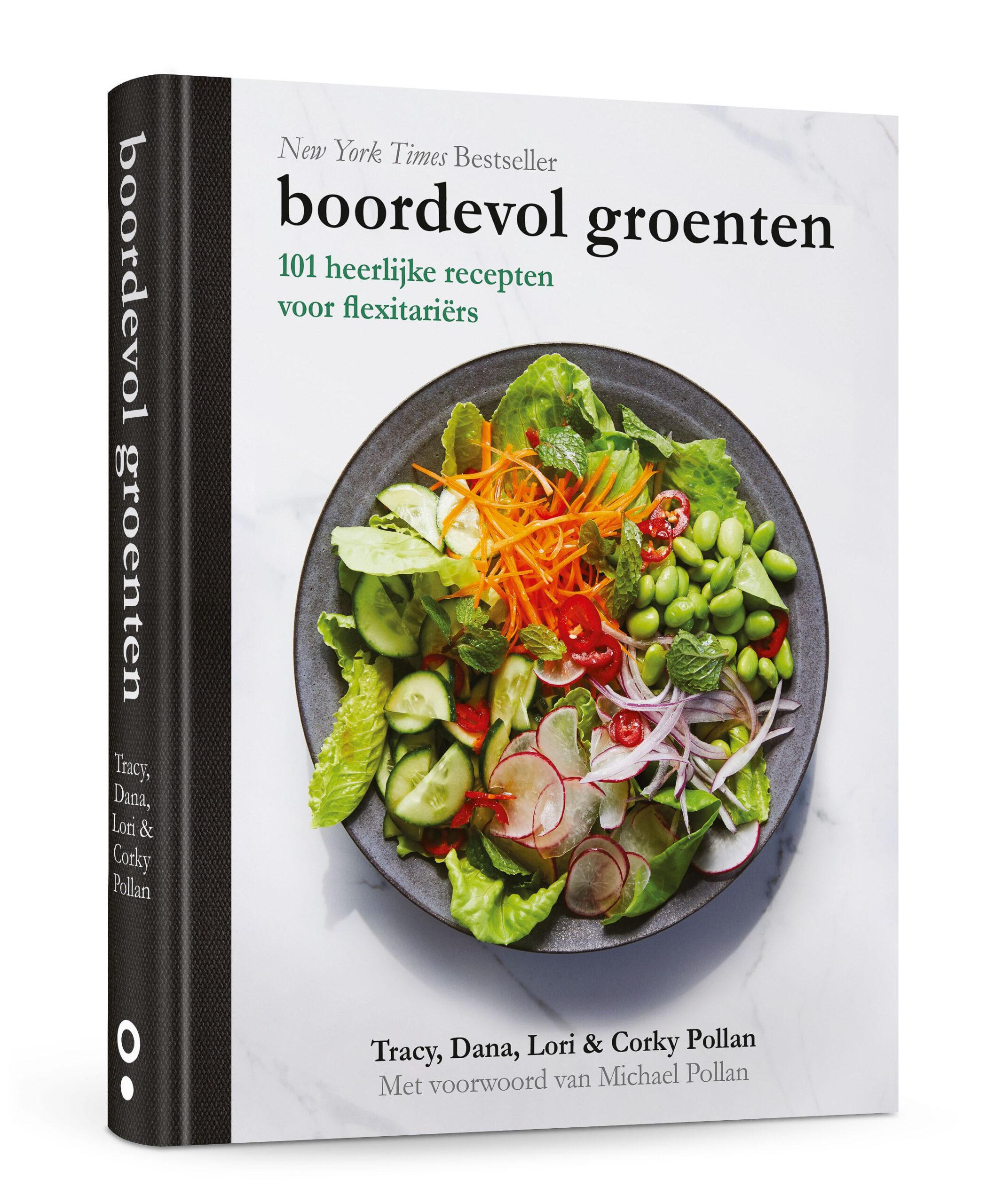 Boordevol groenten - review keukenatelier