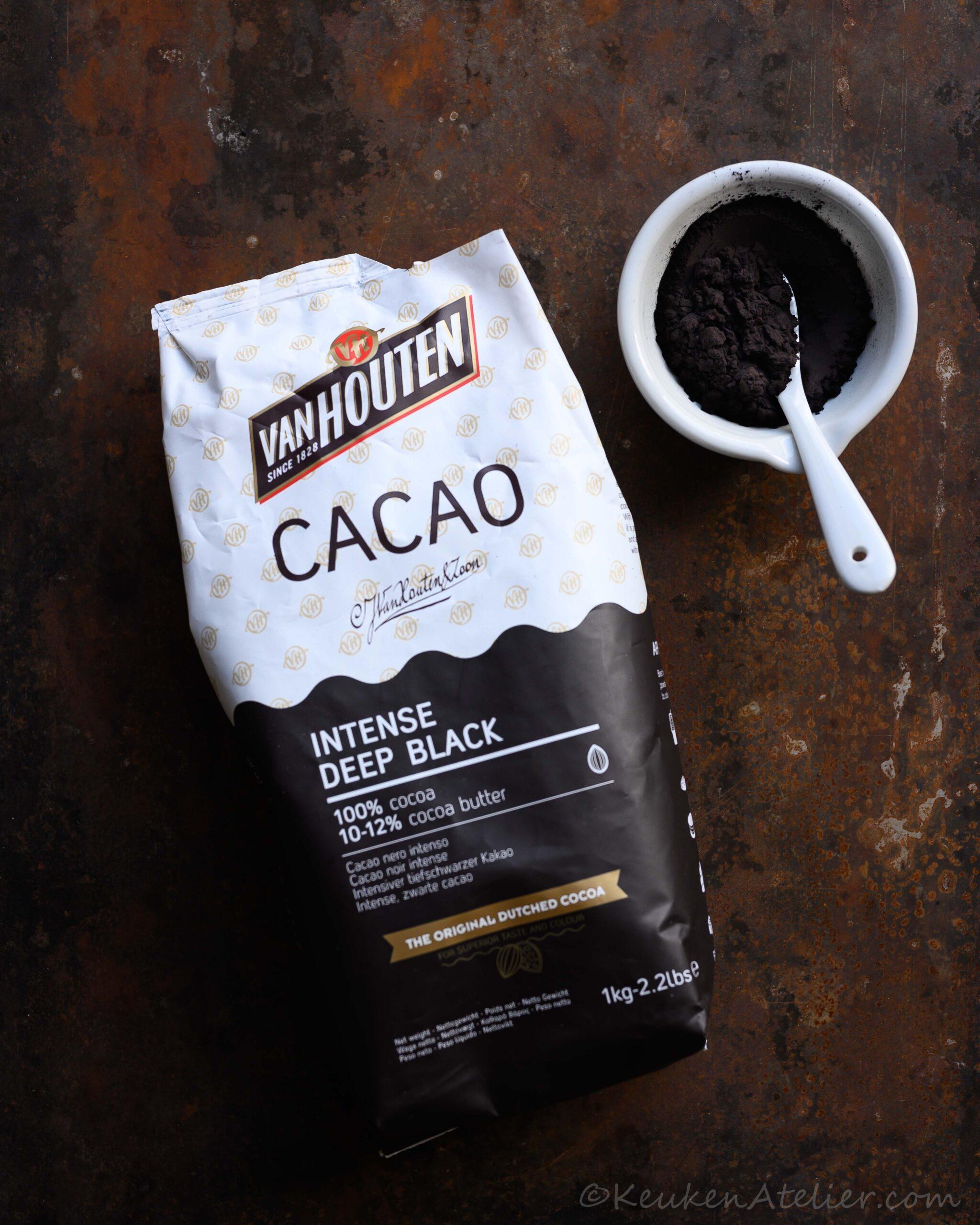Dutched cacao van Houten